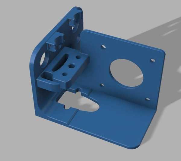 Kompakt Bltouch / Aero (Cr-10 / Ender 3) Plastik Aparat
