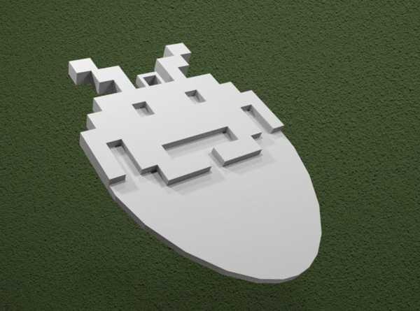 Space Invader Gitar Pena 1 adet Parmak Koruyucu Aparat