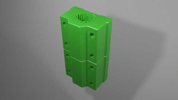 Çift Lm8Uu Hepsini Bir Arada Blok Plastik Aparat