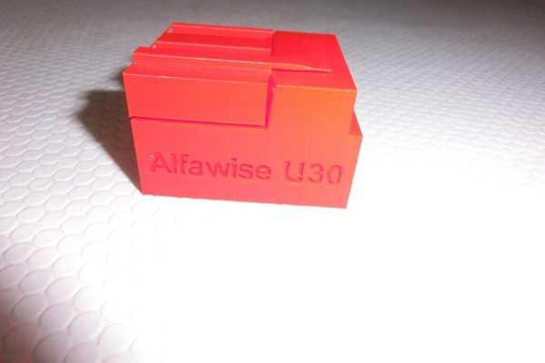 SD Kartı Alfawise U30 Tutucu Dekoratif Aksesuar Aparat
