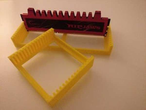 Dizüstü Bilgisayar Masaüstü RAM Standı Tutucu Organizer