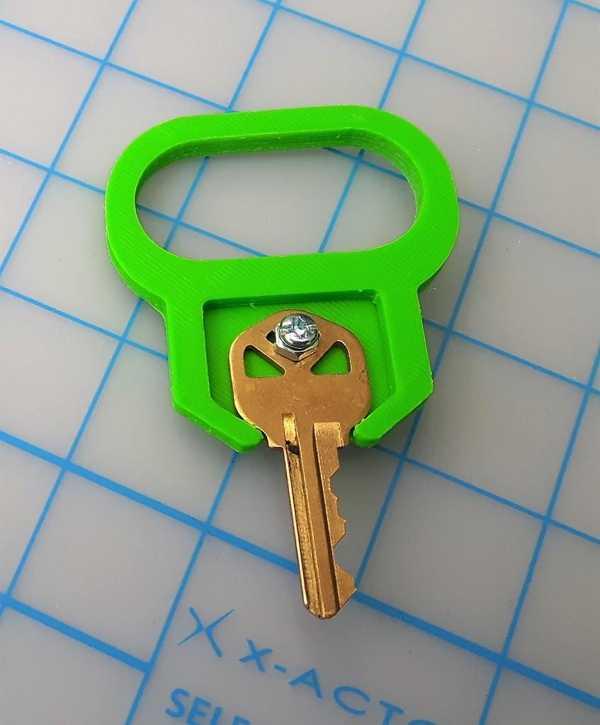 Açık Yardımcı Teknoloji - Anahtar Turner Plastik Aparat