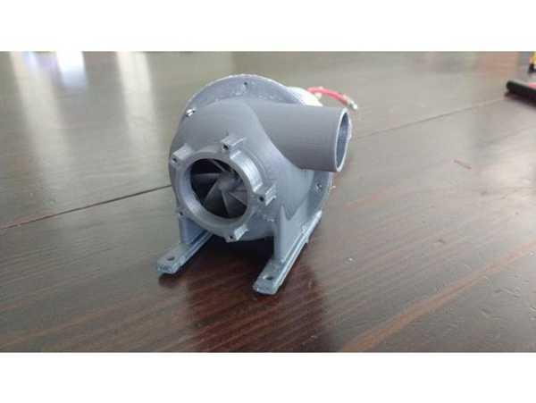 Mini Turbo Plastik Aparat