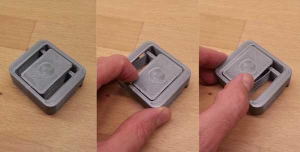 Lineer Fidget Plastik Aparat