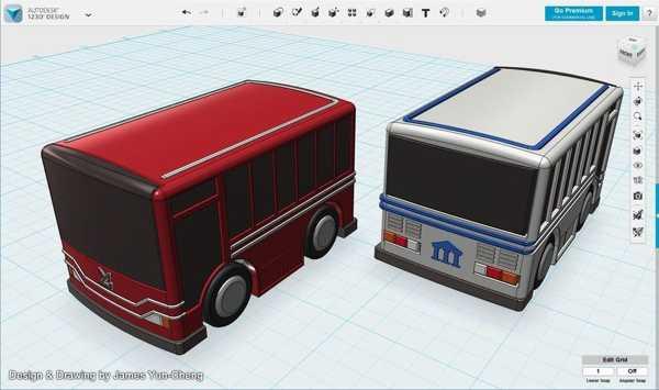Otobüs Çekme Araba Oyuncak Plastik Aparat