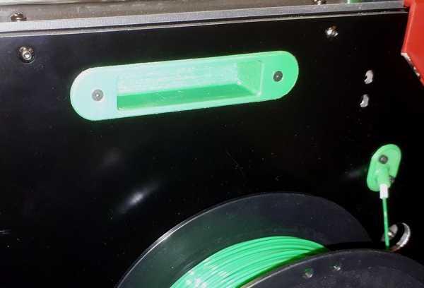 Anycubic 4Max Griffe / Kolları Plastik Aparat