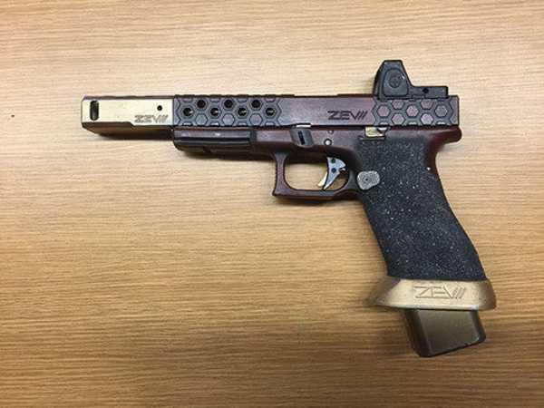 Deadshot Glock Race Gun Kompansatörü Dekoratif Aksesuar
