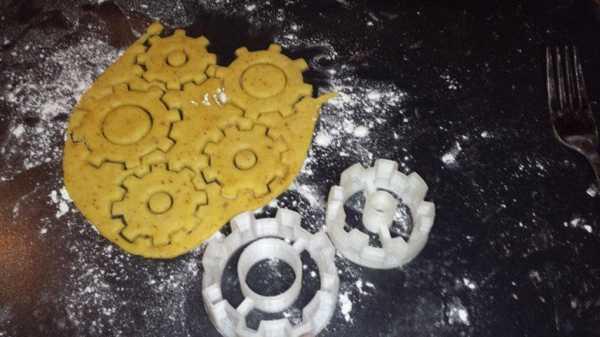 Toptan Steampunk Dişli Kurabiye Kek Kalıbı Kalıp Organik Plastikten