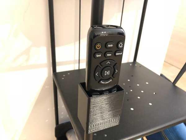 Samsung Powerbot VR9000 Uzaktan Kumanda Tutucu Dekoratif Aparat