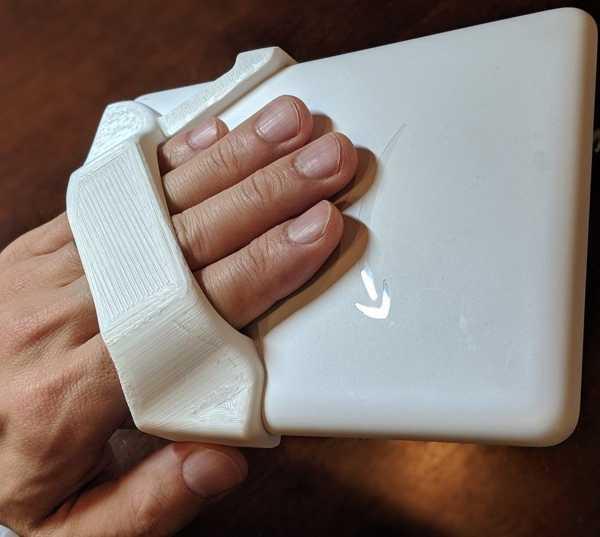 Tek El Kindle Tutucu (Kindle 8-Gen, 10-Gen, Oasis) Plastik Aparat