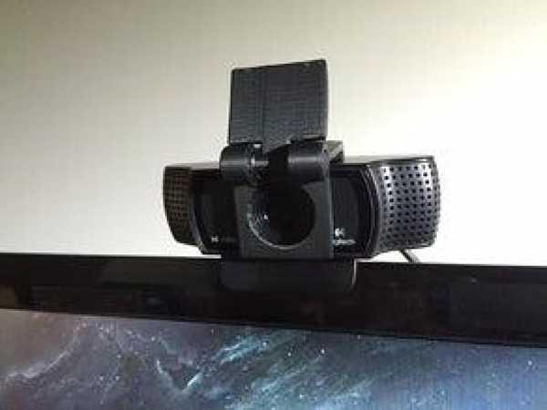 Logitech c920 Web Kamerası Kapak Kapağı  Organik Plastikten