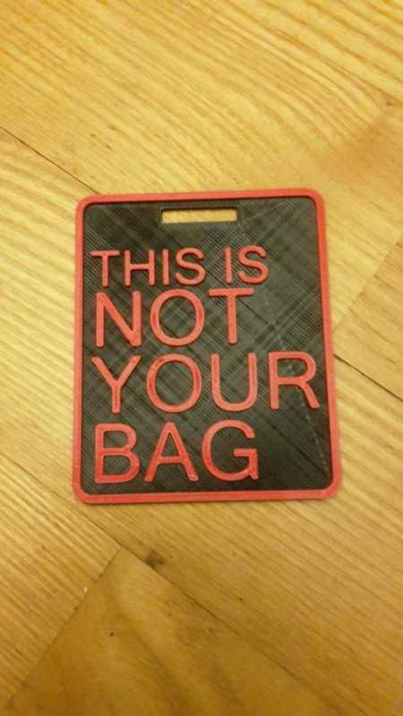 Toptan Bagaj Etiketleri Ve İşaretleri Plastik Aparat