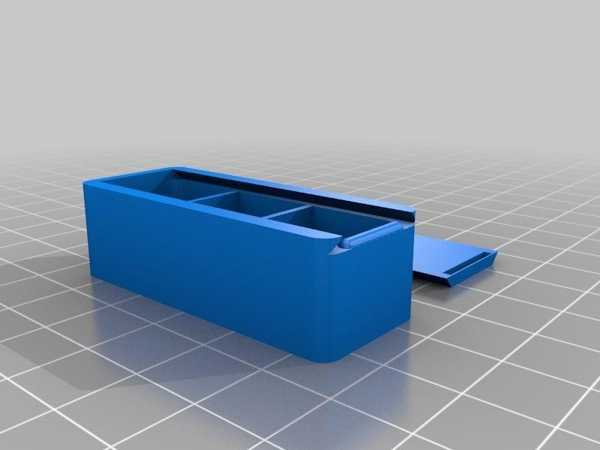 Toptan Hap Kutusu Organik Plastikten Kutusu Organizer Aparatı