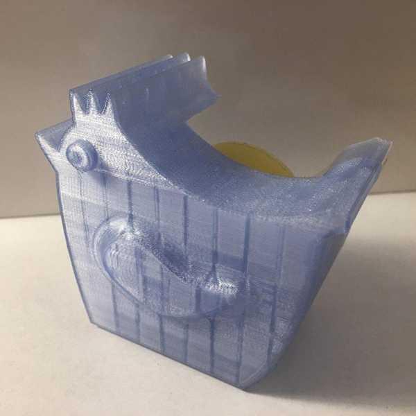 Tavuk Bant Dağıtıcısı Plastik Aparat