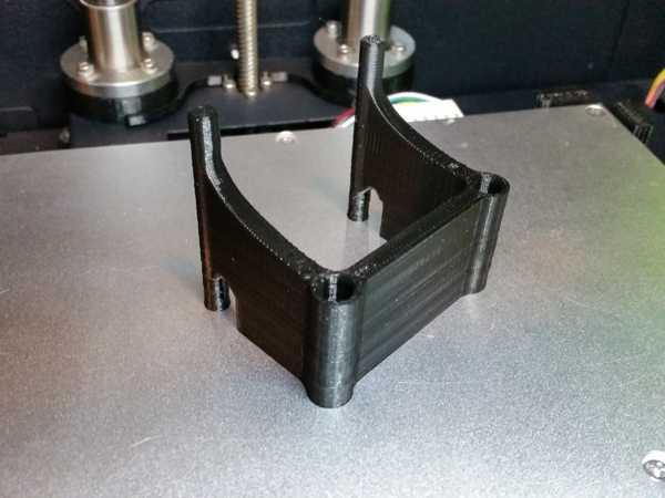 Qidi Tech Filament Hizalama Braketi Yardımcı Destek Ürünü