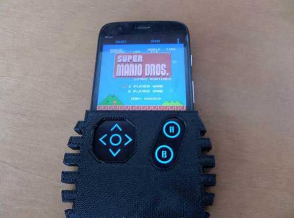 GameSleeve  Organik Plastikten Aksesuar Aparat İşlevsel Kapak