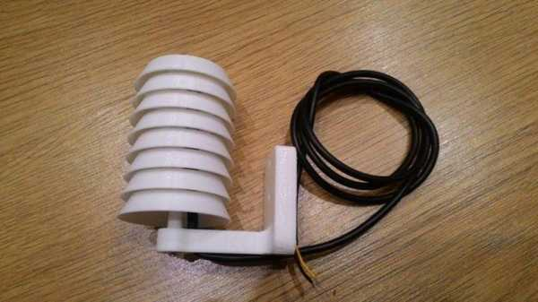 Toptan  Dijital Termometre Ds18B20 İçin Stevenson Ekranı Plastik Aparat