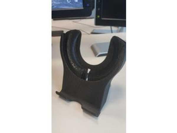 Kablosuz Şarj Cihazı içn Tutucu Holder Standı standı Tek Parça