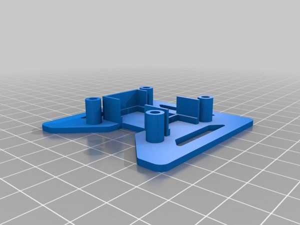 Toptan Cc3D Atom Nano / Mikro Skyhunter Tutucu Plastik Aparat
