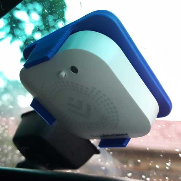 DQ Tracker (Vitalitydrive Sensörü) Tutucu Dekoratif Aparat
