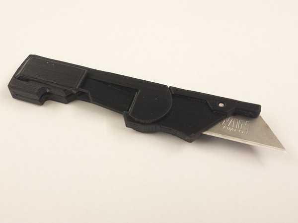 Katlama Maket Bıçağı Bıçak tutucu holder aksesuar  Hediyelik