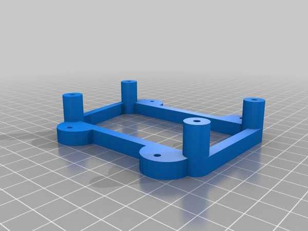 Arduino Mega 2560 desteği Organik Plastik Aparat Aksesuar