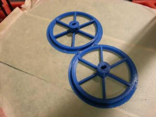 step motor için tekerlek makarası aparatı yardımcı eleman