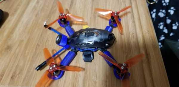 BabyHawk R motor kablo koruması  Dekoratif Aksesuar Aparat