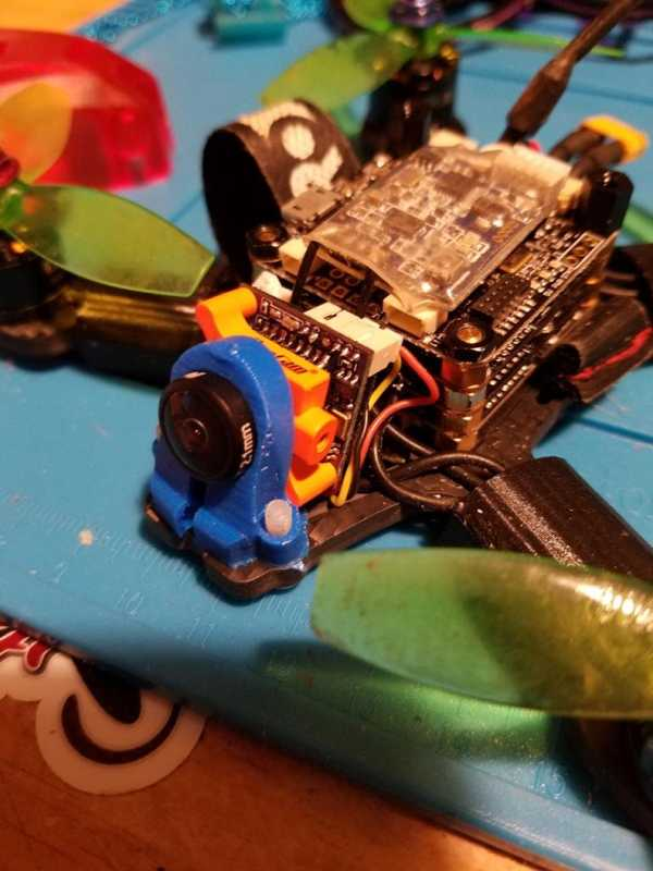Rotorx Atom V3 Mikro Swift Kamera Tutucu Plastik Aparat
