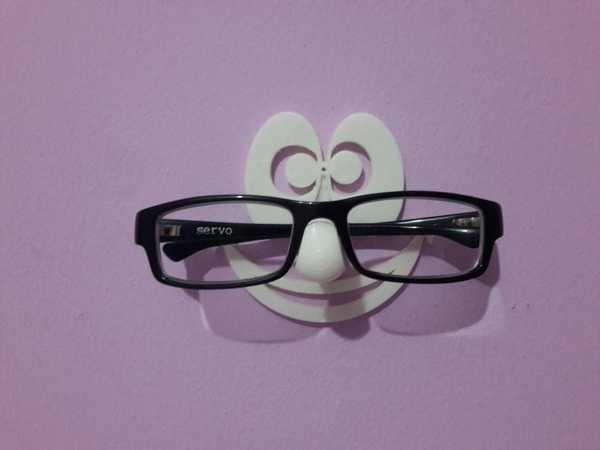 Toptan Gözlük Tutucusu Organik Plastikten Dekoratif Süs Aparatı