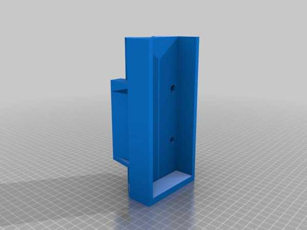 Dahili Batarya İçin Harici Destek M365 Plastik Aparat