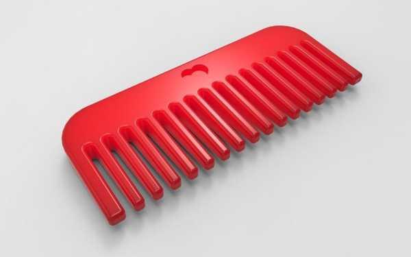 Saç Tarak Organik Plastikten Sağlıklı Sevgiliye Hediyelik