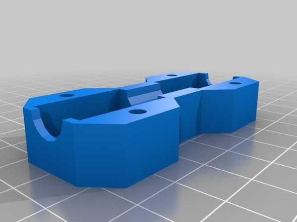 Ac Printrbot Lc V2 8Mm Lm8Uu Lineer Rulman Kol Plastik Aparat