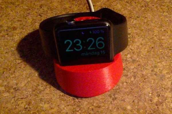 Toptan Apple Watch Şarj Dock Plastik Aparat