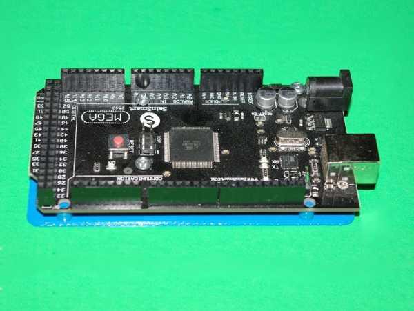 Arduino Mega / Mega 2560 / Sondaj Delme Ve Montaj Plakaları Plastik Aparat