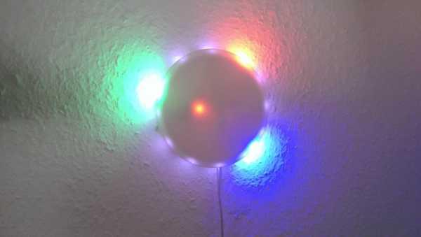 Yanıp sönen kilit 144 LED / m  Organik Plastikten Aksesuar