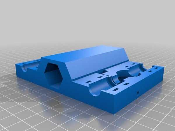 22Mm Somun Ve 4X Lm8Uu 8Mm Lineer Bilyalı Rulmanlı Kaydırıcı Plastik Aparat