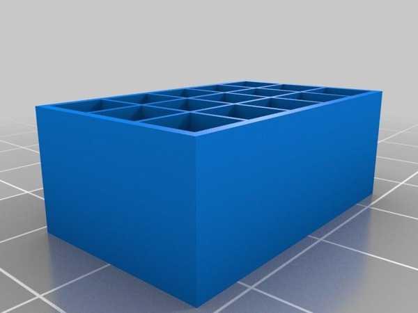 Özelleştirilebilir Cubby Delikleri (Aka Güvercin Delikleri) Plastik Aparat