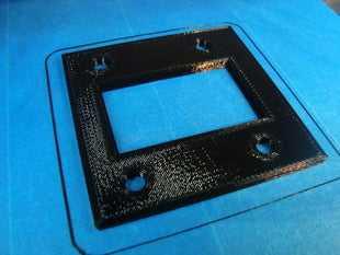 Mendelmax IEC320 Güç paneli Çerçevesi, Dekoratif Aksesuar Aparat