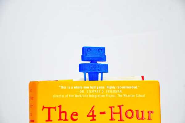 Kitap Marker Robo Robot Plastik Aparat