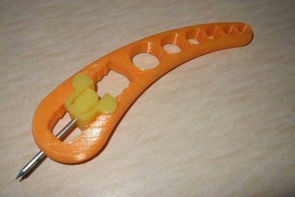 Kiremit Harç Rake Plastik Aparat