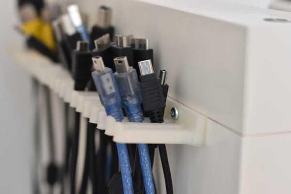 Kablo kanalı Tutucu Askısı Standı Aparatı Masaüstü O
