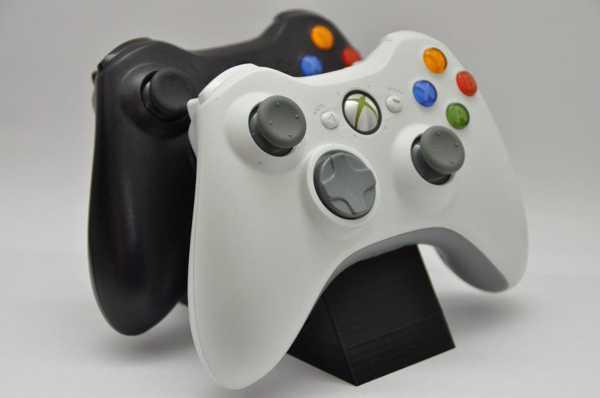 2 Kol için Xbox 360 Kol Tutucu Organizer Düzenleyici Masaüstü