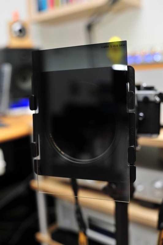 Nötr Yoğunluk ND8 Lens Filtresi / ND8 montajı Filtre Yuvası