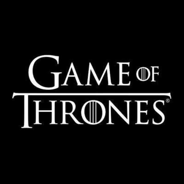 Game of Thrones Teması Dekoratif Dekoru Bİblo