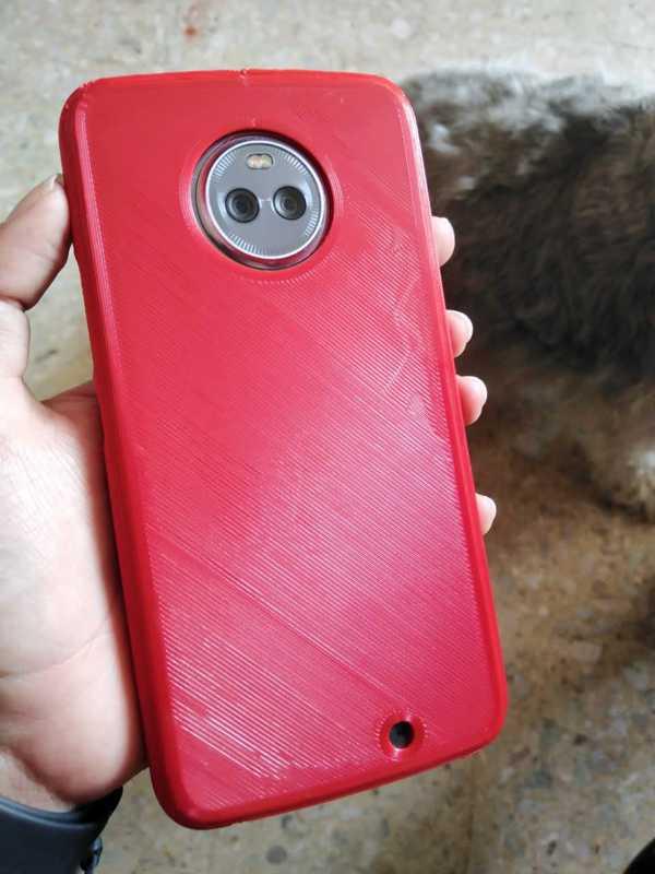 Moto X4 Kılıfı Telefon Tutucu Dekoratif Aksesuar Aparat