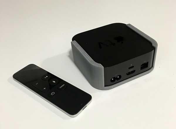 Yeni Apple TV Bağlantısı 4. ve 5. Nesil Masaüstü Tutucu Aparatı