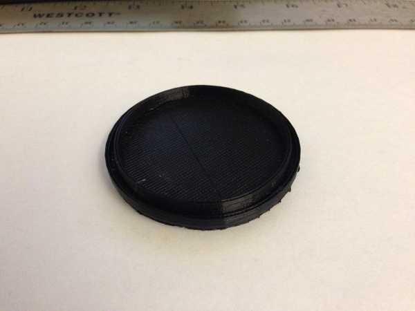 52Mm Canon Lens İçin Lens Kapağı Plastik Aparat