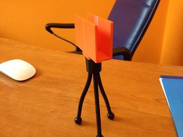 İPhone için Tripod (yerleştirme)  Dekoratif Stand Aksesuar