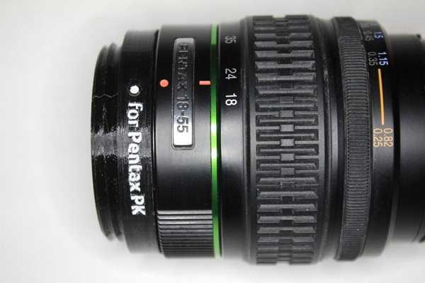 Guerillabeam İçin Pentax Pk Mount Lens Adaptörü Plastik Aparat